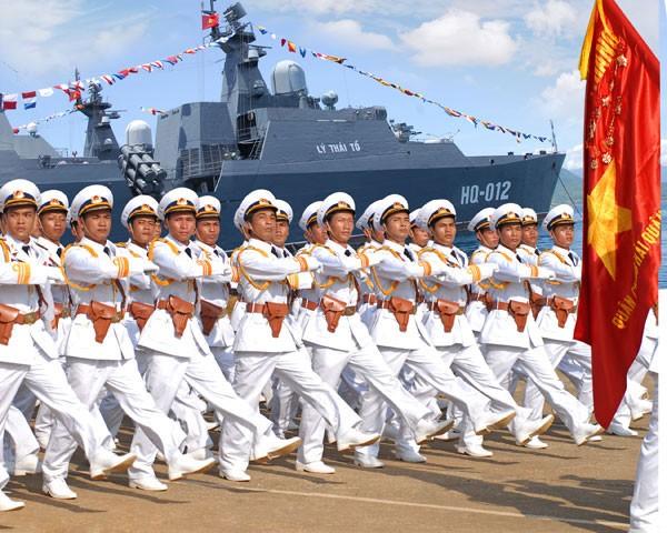 Мероприятия, приуроченные к 60-летию со дня образования Вьетнамского народного флота - ảnh 1