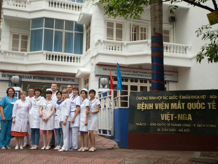 Вьетнамо-российское сотрудничество в области медицины - ảnh 2