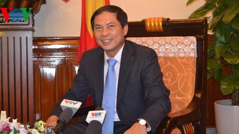 Визит во Вьетнам президента США: важное событие - ảnh 1