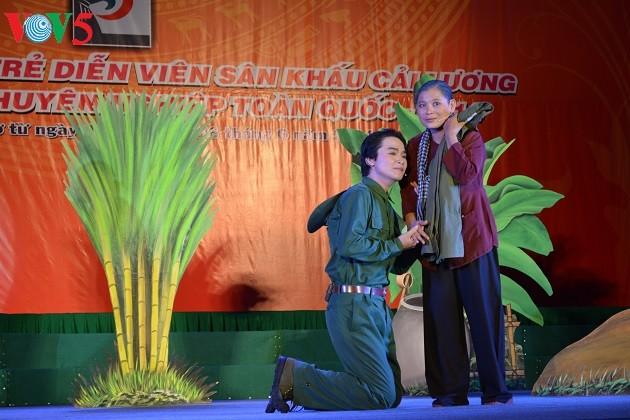 «Кайлыонг» в дельте реки Меконг: развитие музыкального таланта молодёжи - ảnh 2