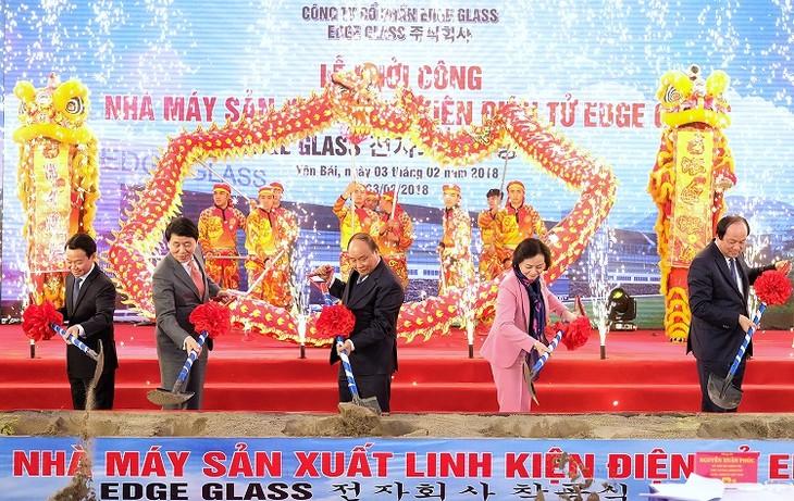 Нгуен Суан Фук совершил рабочую поездку в провинцию Йенбай - ảnh 1