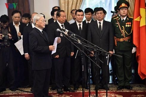 В г.Хошимине состоялась траурная церемония памяти экс-премьера Вьетнама Фан Ван Кхая - ảnh 2