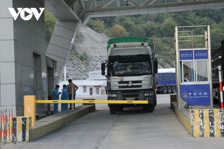 Активизация трансграничной торговли, наряду с обеспечением санитарно-эпидемиологической безопасности - ảnh 1