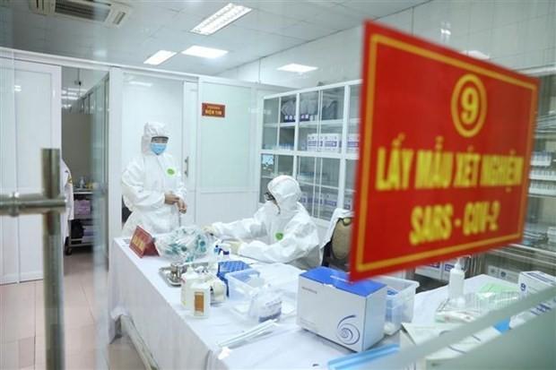 13 новых случаев заражения коронавирусом в Хайзыонге и Кьензянге - ảnh 1