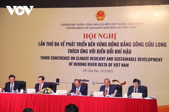Бурное стремление к развитию дельты реки Меконг - ảnh 1
