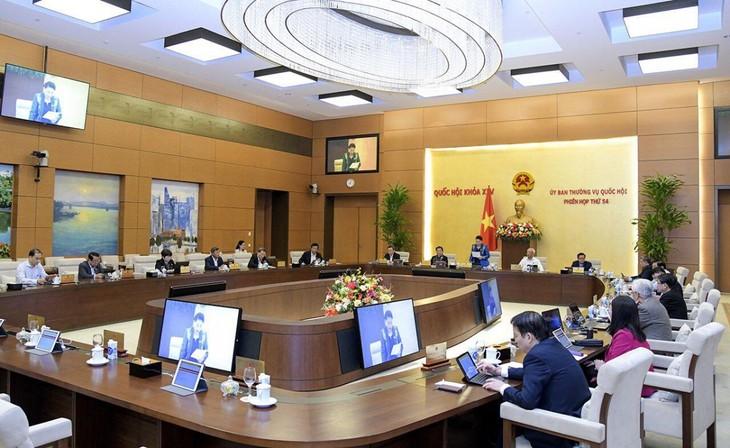Постоянный комитет Национального собрания обсудил кадровую работу - ảnh 1