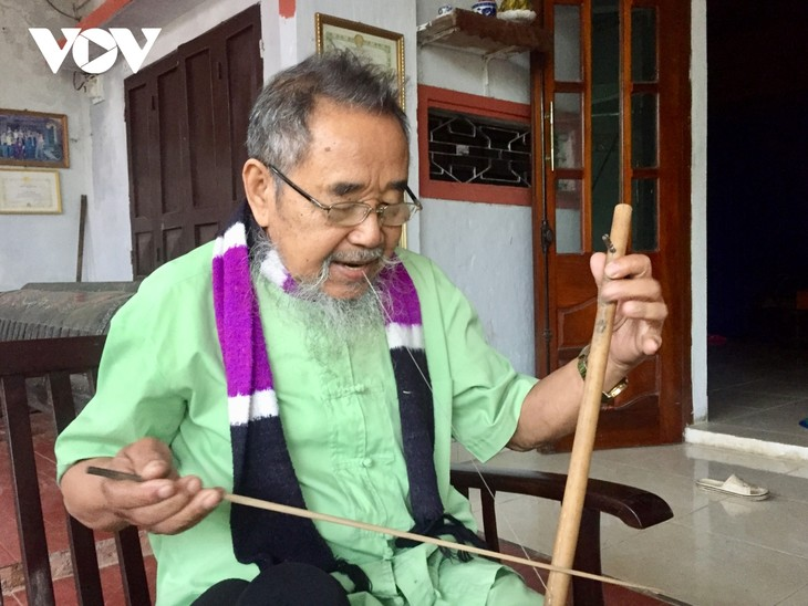 Старейшины сохраняют культуру народности коту - ảnh 2