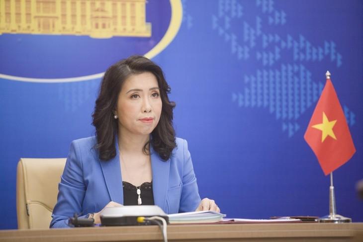 Реакция Вьетнама на присутствие почти 300 китайских кораблей в районе архипелага Чыонгша - ảnh 1