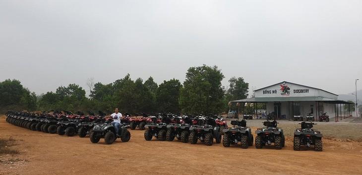 Экскурсия в лес на внедорожниках ATV - ảnh 1