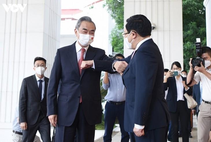 Китай вновь подтвердил приоритетность развития всеобъемлющих отношений с Вьетнамом - ảnh 1
