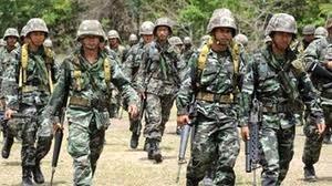 กองทัพไทยปฏิเสธข่าวลือเกี่ยวกับการทำรัฐประหาร - ảnh 1