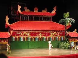 การเชิดหุ่นกระบอกน้ำ-ศิลปะพื้นเมืองของเวียดนาม - ảnh 2