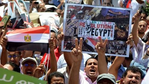 อียิปต์พยายามแก้ไขวิกฤตการเมือง - ảnh 1