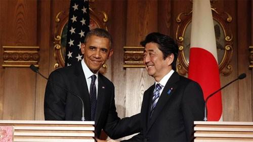 การเจรจาระดับสูงระหว่างสหรัฐกับญี่ปุ่น - ảnh 1
