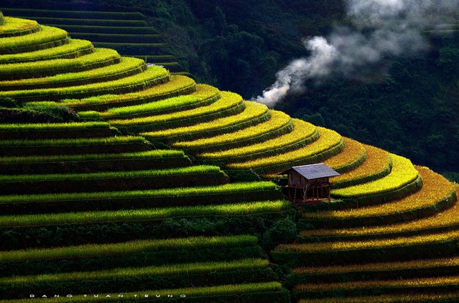 ความสวยงามของภาคเหนือเวียดนาม - ảnh 2