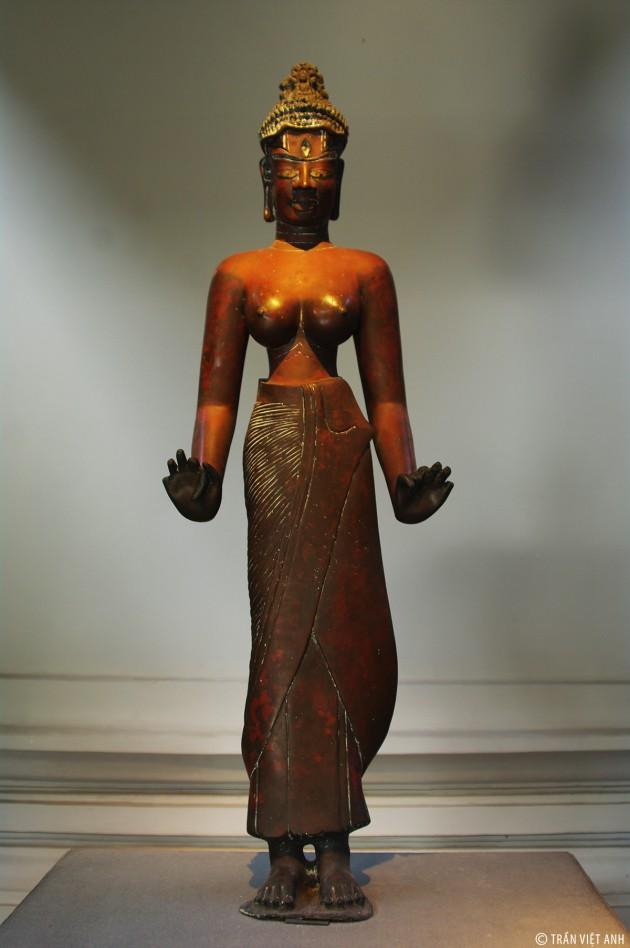 พิพิธภัณฑ์ประติมากรรมจามนครดานัง - ảnh 8