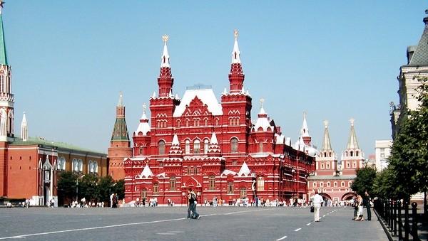 รัสเซียปิดจัตุรัสแดงในกรุงมอสโคว์เนื่องจากความวิตกกังวลด้านความมั่นคง   - ảnh 1