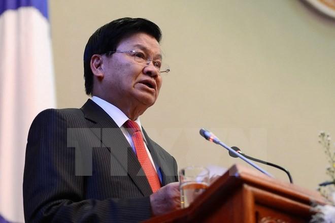 นายกรัฐมนตรีลาวเยือนเวียดนามอย่างเป็นทางการ - ảnh 1