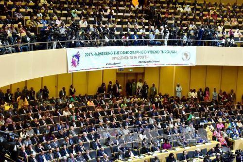 รัฐสภาแอฟริกาอนุมัติมติต่างๆเพื่อผลักดันความร่วมมือในภูมิภาค - ảnh 1