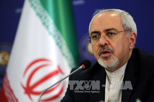 อิหร่านเร่งรัดให้ยุโรปป้องกันมาตรการคว่ำบาตรของสหรัฐ - ảnh 1