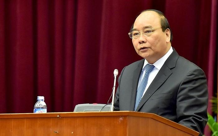 นายกรัฐมนตรีเวียดนามเข้าร่วมการประชุมของธนาคารชาติเวียดนามและหน่วยงานวิทยาศาสตร์และเทคโนโลยี - ảnh 1