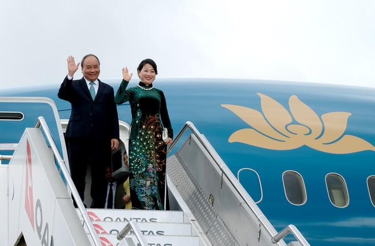 นายกรัฐมนตรีเวียดนามเข้าร่วมการประชุมระดับสูงพิเศษอาเซียน-ออสเตรเลีย - ảnh 1