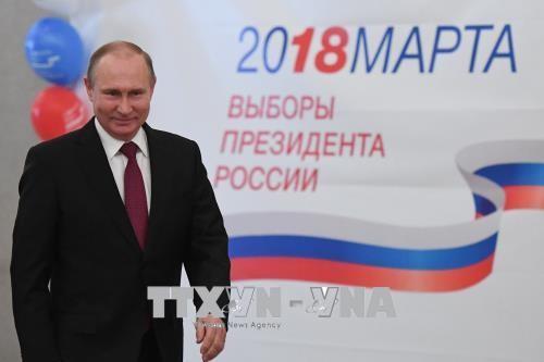 ประเทศต่างๆให้คำมั่นที่จะผลักดันความสัมพันธ์กับรัสเซีย - ảnh 1