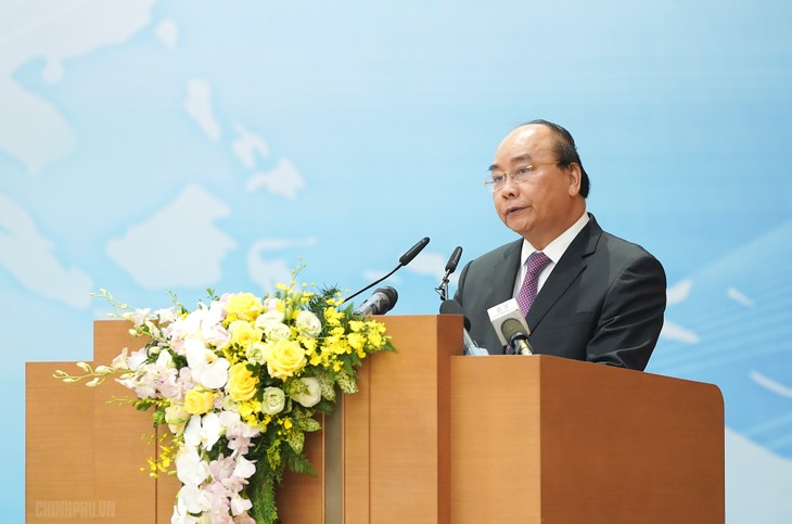 Онлайн-конференция «Усиление международной интеграции ради быстрого и устойчивого развития Вьетнама» - ảnh 1