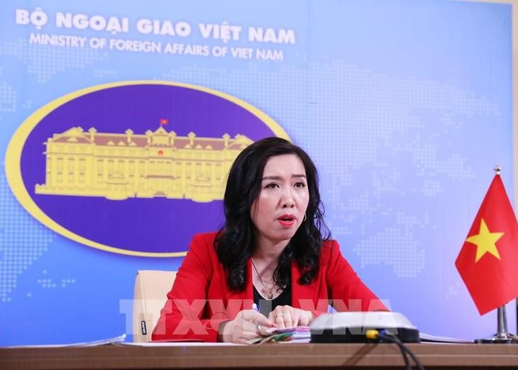 ยังไม่มีเจ้าหน้าที่พนักงานของสำนักงานตัวแทนของเวียดนามในต่างประเทศติดเชื้อโรคโควิด -19 - ảnh 1