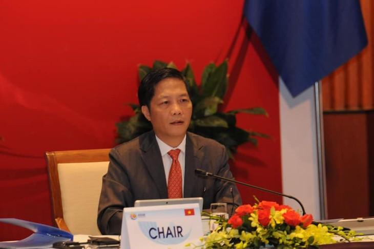อนุมัติแผนการปฏิบัติงานเกี่ยวกับการฟื้นฟูเศรษฐกิจอาเซียน-ญี่ปุ่น - ảnh 1