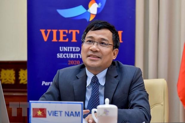 เวียดนามพยายามเสร็จสิ้นการจัดทำกฎหมาย เศรษฐกิจและการเงินเพื่อลดความเสี่ยงจากการสนับสนุนการก่อการร้าย  - ảnh 1