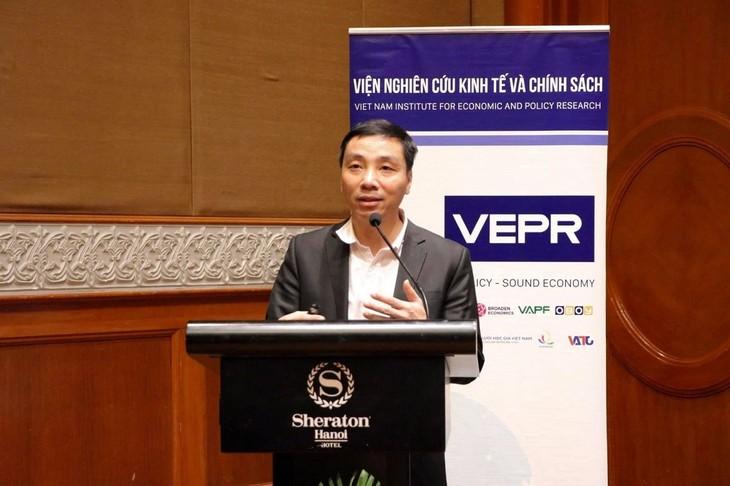อัตราการขยายตัวทางเศรษฐกิจของเวียดนามอาจอยู่ที่ร้อยละ 5 - ảnh 1