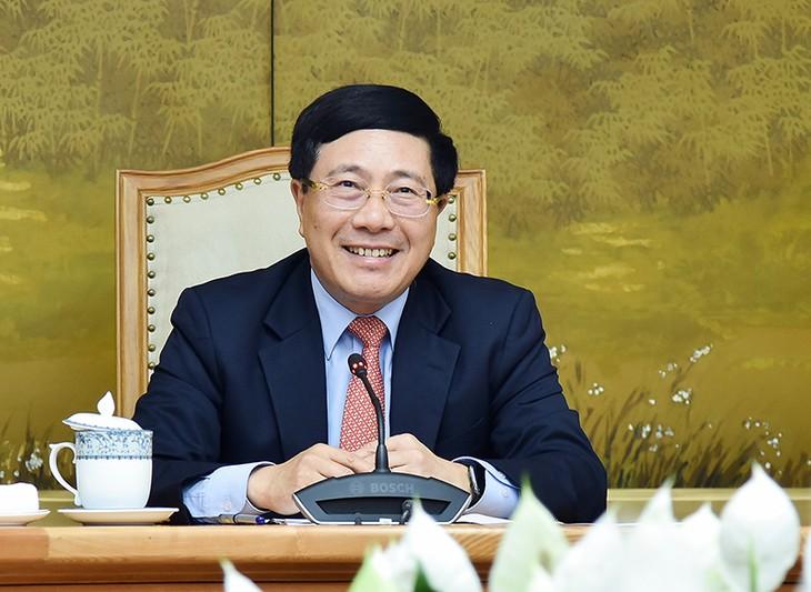 เวียดนามและสหรัฐผลักดันความร่วมมือเพื่อรับมือการเปลี่ยนแปลงของสภาพภูมิอากาศ - ảnh 1