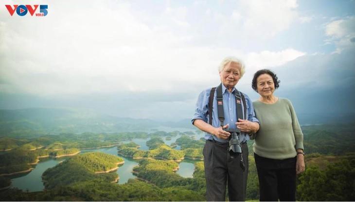 """ทะเลสาบต่าดุ่ง- """"อ่าวฮาลอง""""บนเขตที่ราบสูง - ảnh 4"""