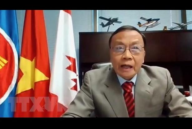 แคนาดาชื่นชมความคล่องตัวของเศรษฐกิจเวียดนาม  - ảnh 1