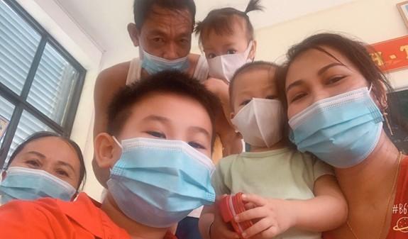 """Hari Keluarga Vietnam 2021: """"Keluarga yang Tenteram -Masyarakat yang Bahagia"""" - ảnh 5"""