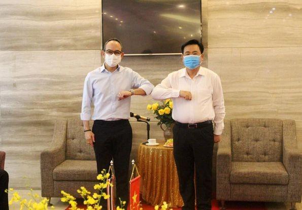 ผลักดันความร่วมมือระหว่างท้องถิ่นของเวียดนามกับไทย - ảnh 3
