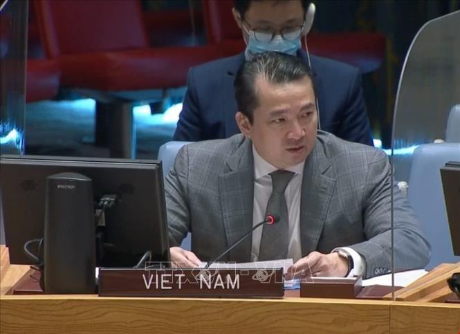 เวียดนามแสดงความยินดีต่อการที่รัฐบาลซีเรียและฝ่ายค้านเห็นพ้องที่จะฟื้นฟูการเจรจา - ảnh 1
