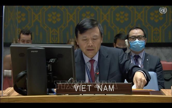 เวียดนามยืนยันว่า การแก้ไขต้นเหตุของการปะทะเป็นกุญแจเพื่อสร้างสรรค์ประเทศที่สันติภาพและยั่งยืน - ảnh 1
