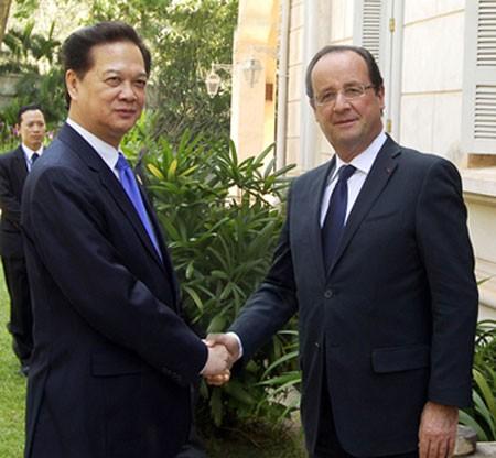 Enhanced Vietnam-France ties - ảnh 1