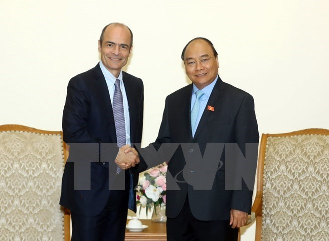 Vietnam urges for more Belgian investment - ảnh 1