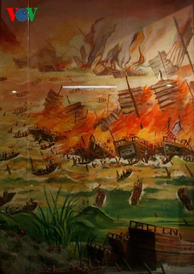 Bach Dang Giang relic site highlights national undauntedness - ảnh 1