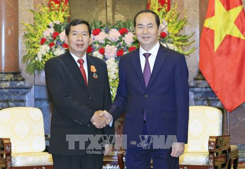 Vietnam, Lao urged to strengthen court cooperation - ảnh 1