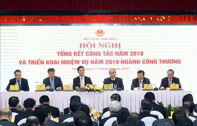 PM: industry-trade sector must speed up reform process - ảnh 1