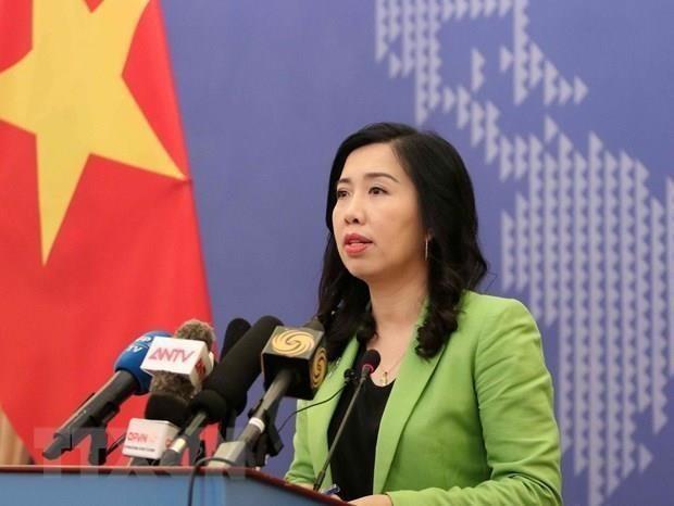 Vietnam comments on Singapore PM's speech at Shangri-La Dialogue - ảnh 1