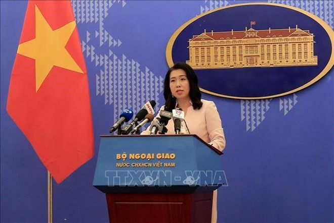 China's vessels halt survey in Vietnam's exclusive economic zone - ảnh 1