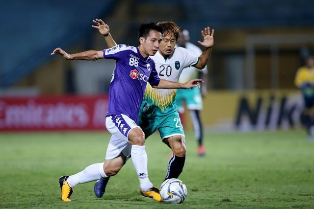 Hanoi FC midfielder points out April 25's strongest point ahead of AFC Cup inter-zonal final - ảnh 1