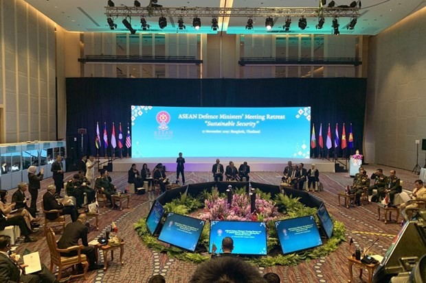 East Sea issue debated at ASEAN Defense Ministers' Meeting - ảnh 1
