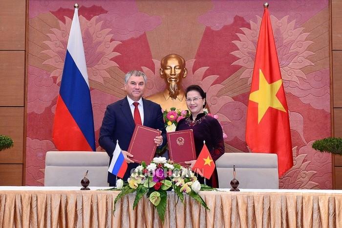 Vietnam, Russia strengthen comprehensive strategic partnership - ảnh 1