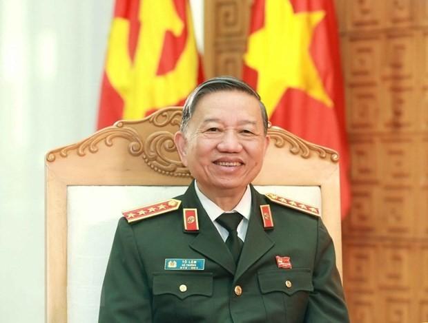 Vietnam, Brunei strengthen security cooperation - ảnh 1